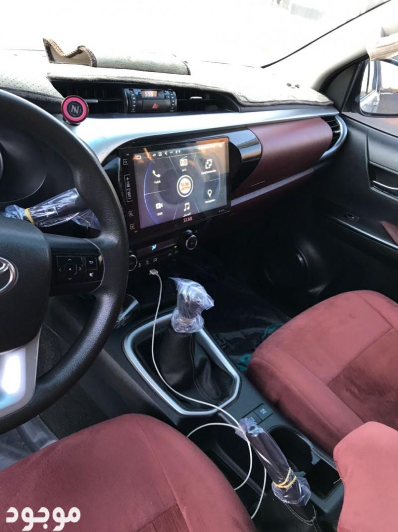 سيارة تويوتا هايلوكس موديل 2016