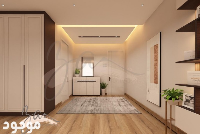 للتصميم والتأثيث على المشاريع السكنية والتجارية
