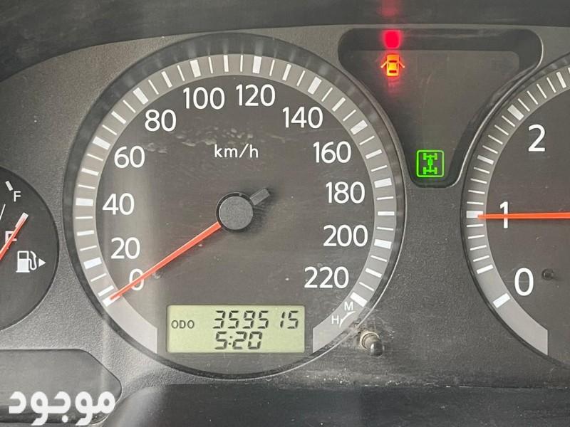 سيارة 2003 فل كامل