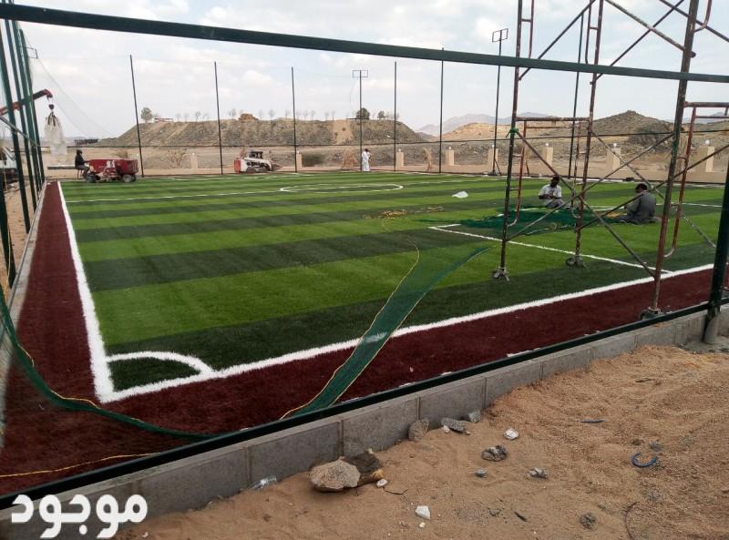 مؤسسة طلال لتركيب العشب الصناعي